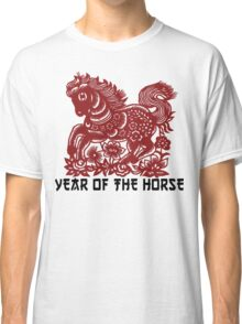 Year of The Horse Classic T-Shirt