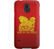 Year of The Horse Samsung Galaxy Case/Skin