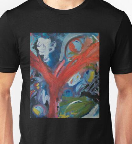 THE HAPPY GARDEN Unisex T-Shirt