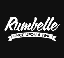 Once Upon a Time - Rumbelle - Light Kids Clothes