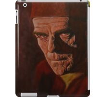 Boris Karloff as The Mummy iPad Case/Skin