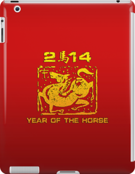 Chinese New Year of The Horse 2014 by ChineseZodiac