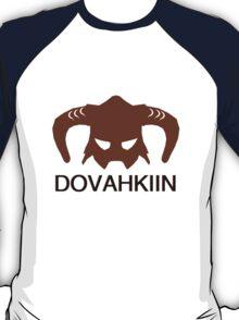 Skyrim: Dovahkiin - Design for Gamers T-Shirt