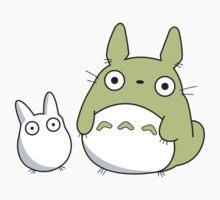My Neighbor Totoro by AnnaCheles
