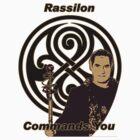 Rassilon Commands You by spatulacity
