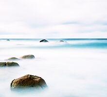 The white Ocean by Imi Koetz