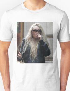 Amanda Bynes Blazin Shit Unisex T-Shirt