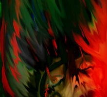 Evil Is A Fiery Consumption Rev. 20:15 (Description IMPORTANT) by Charldia