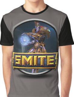Smite Janus Logo Graphic T-Shirt