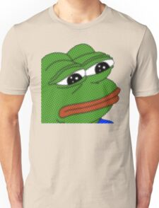 Trippy Pepe  Unisex T-Shirt
