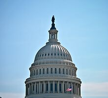 United States Capitol by Gustavo Bernal