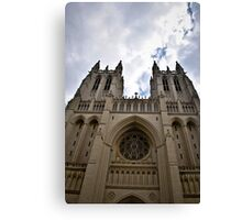 Washington National Cathedral Canvas Print
