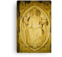 Washington National Cathedral 2 Canvas Print