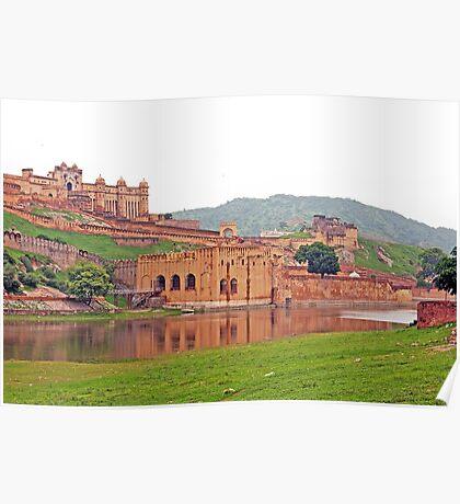Amer Fort Jaipur Poster