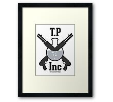T.P Inc Framed Print