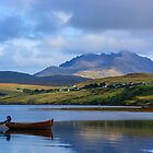 Loch Harport and the Cuillins 2 by Chris Thaxter