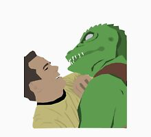 Kirk vs. the Gorn Unisex T-Shirt