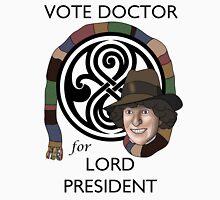 Vote Doctor ! Unisex T-Shirt