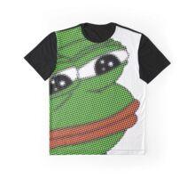 Trippy Pepe  Graphic T-Shirt