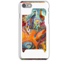 The Spirits of Garden iPhone Case/Skin