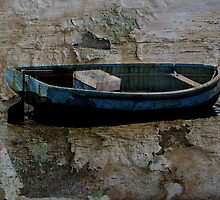 Fishing Boat by Tony Shaw