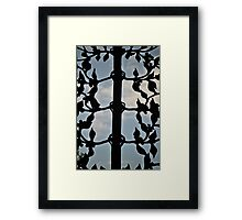 Washington National Cathedral 3 Framed Print