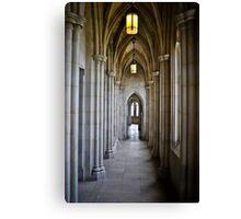 Washington National Cathedral 4 Canvas Print