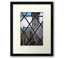 Washington National Cathedral 6 Framed Print
