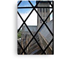 Washington National Cathedral 7 Canvas Print