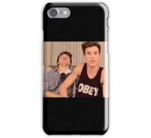 Kian and JC iPhone Case/Skin