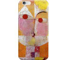 Paul Klee - Senecio iPhone Case/Skin