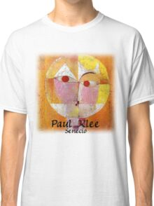 Paul Klee - Senecio Classic T-Shirt