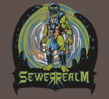 SewerRealm -Blue by SilverBaX