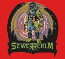 SewerRealm -Blue Kids Clothes