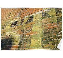 Brick Wall 5 Poster