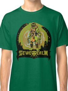SewerRealm -Orange Classic T-Shirt
