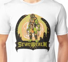 SewerRealm -Orange Unisex T-Shirt