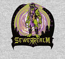SewerRealm -Purple T-Shirt