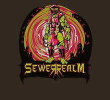 SewerRealm -Red T-Shirt