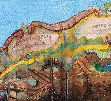 Casa de Fruta Carousel by Amy-Elyse Neer