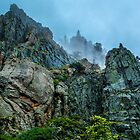 Rocky Castle by Photopa