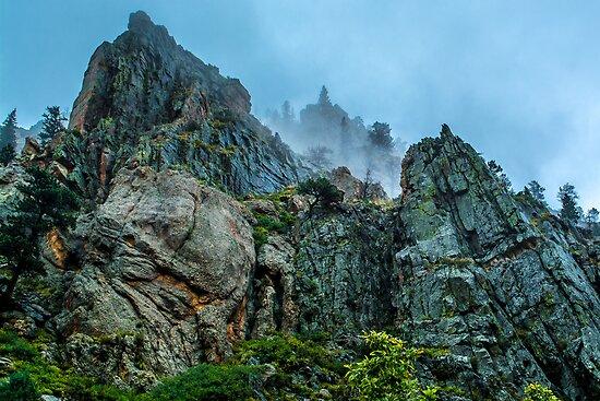 Rocky Castle by Photopa