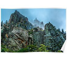 Rocky Castle Poster