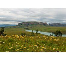 Sterkfontein Dam Photographic Print
