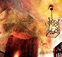 """Villa Bathlo"" by Antoni Gaudi by Angelika  Vogel"