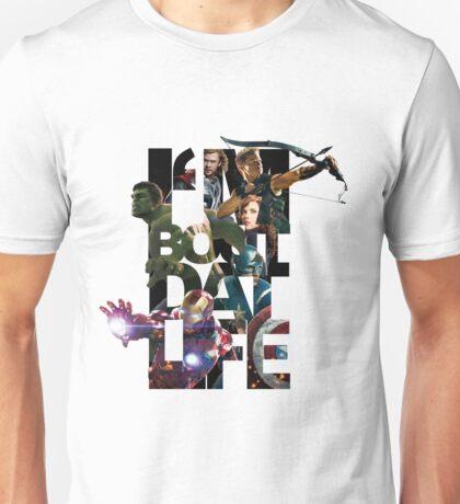 Time to Avenge Unisex T-Shirt