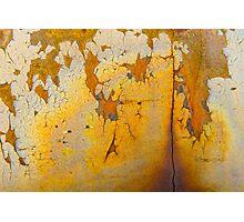 Gold Vein Photographic Print