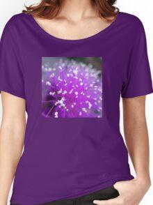 Melaleuca Nesophila Macro Women's Relaxed Fit T-Shirt