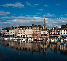 Honfleur by CrossRoads