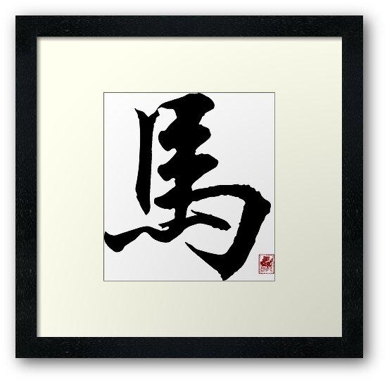 Chinese Zodiac Sign of The Horse by ChineseZodiac